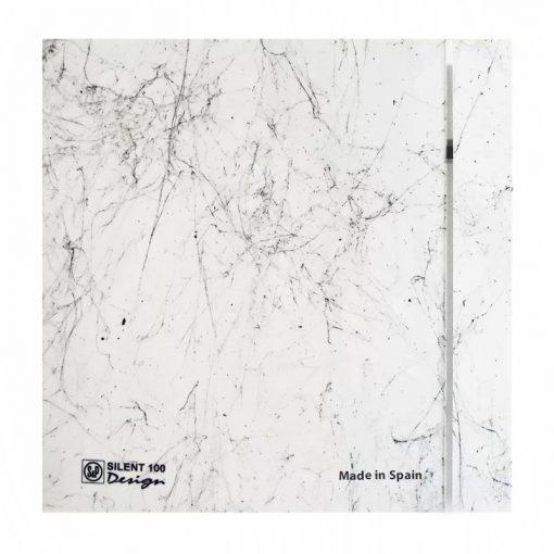 هواکش اس اند پی 10 سانتی متر سفید صدفی بی صدا ساخت اسپانیا