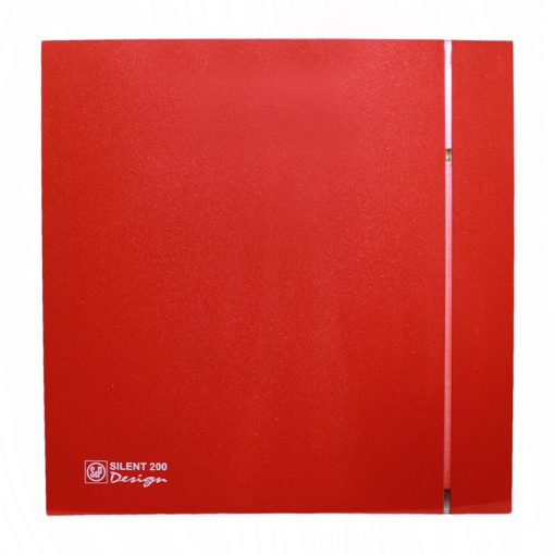 هواکش اس اند پی 10 سانتی متر قرمز بی صدا ساخت اسپانیا